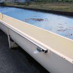 VERTIC's ALTIRAIL horizontal fall protection rail system - Saut du moine's dam