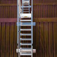 VERTIC's tailor-made step-over platform