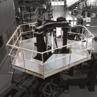 VERTIC's tailor-made work platform