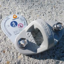 VERTIC's PLFIXV anchor plate for concrete