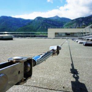 Horizontal fall protection system BATILIGNE 2020