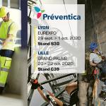 Preventica - DELTA PLUS SYSTEMS events