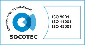 SOC CI-ISO 9001 + ISO 14001+ ISO 45001 - RGB